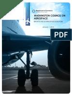 Washington Council on Aerospace -- Report to the Governor and Legislature (January 2010)_4bfa2b7c-98a1-4a60-8f04-d0c6365c~2
