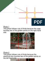 Rule of Thirds Presentation
