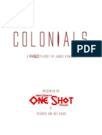 Playset - Colonials