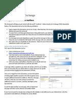 FOSE 9 1 SpamFilteringQuickCard Quarantine HTMLNotifications