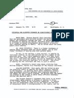 Kloepfer Statement 1972