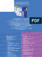 Digital Booklet - Closer Than Ever (