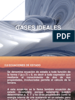 Cap 2a Gases Ideales