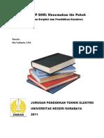 Cover RPP SMK Menemukan Ide Pokok