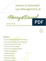 Harry_David_Best Practices in EWM 040414