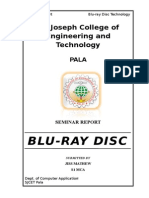 Blu-Ray Disk Technology