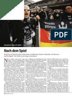 Deutsche Neonazis & Fußball-Hooligans