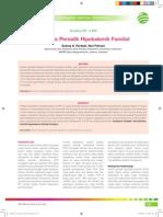 Paralisis Periodik Hipokalemik Familial
