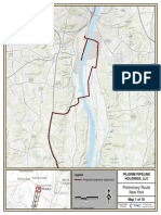 Pilgrim Pipeline Holdings Proposed NY Route