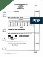 Final Exam 2014 - Tahun 4 - Matematik Paper 2