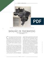 BATALHÃO DE TELEGRAFISTAS - Art News