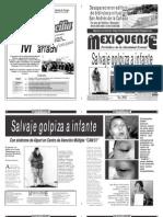 Diario El mexiquense 6 Noviembre 2014