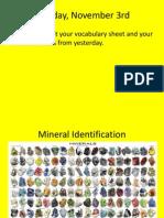 mineralid
