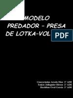 Modelo Predador - Presa
