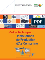 Guide Air Comprime