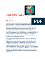 NETIQUETATE