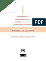 Estudio Economico de AL y El Caribe 2008 2009