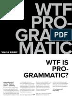 WTF Programmatic