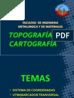 COORDEANADAS UTM-METLAURGIA UNCP