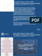FEMA 480 FloodplainManagementRequirements