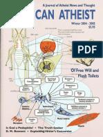 American Atheist Magazine Winter 2004-05