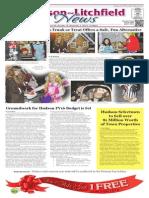Hudson~Litchfield News 11-7-2014
