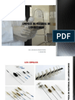 12.Limpieza y Secado de Material de Laboratorio