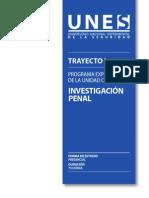1. Programa de Investigacion Penal