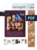 Michael-Angelo's Bi Weekly Flyer
