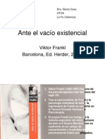 Anteelvacoexistencial Vfrankl 120821154048 Phpapp01