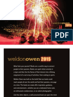 Weldon Owen 2015 Catalog