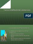 Teoría Constitucional y Democracia