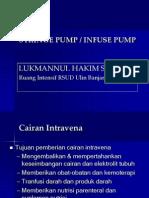 Syringe & Infus Pump