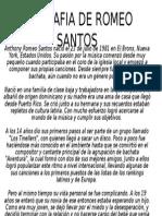 Biografia de Romeo Santos
