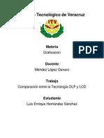 Comparacion Entre La Tecnologia DLP y LCD