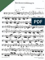Schumann Viola Marchenzahlungen