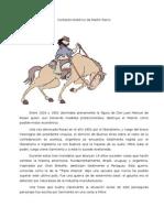 Contexto Histórico de Martín Fierro y Matadero