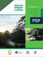 Manual de Construccion y Operacion de biodigestor tipo hindu y flujo continuo
