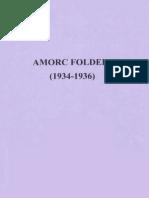 AMORC FOLDER 3