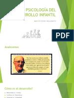 Psicología Del Desarrollo Infantil Modificado Sep 18