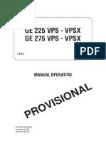 Ge-225 Vpsx Manuxghxfghal Uso