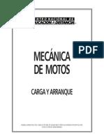 Mecanica de Motos - Carga y Arranque