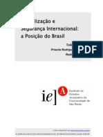 globalização e segurança internacional