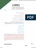 Pagina de Liguistica
