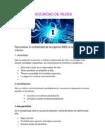 Seguridad de Redes (TIC)
