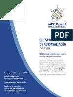 Questionario MPE 2014