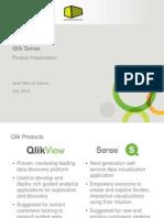 Qlik Sense Presentation