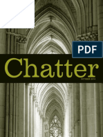 Chatter, October 2014