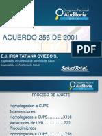 MANUAL TARIFARIO ISS 2001 TATIANA OVIEDO.ppt
