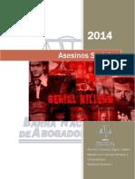 Psicópatas y Asesinos en Serie